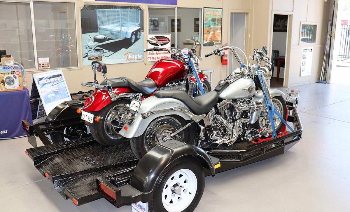 Motorbike Trailers Adelaide